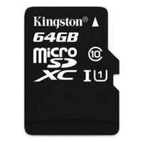 Kingston micro sd card 64gb class 10 flash card cartao de memoria microsd tf card 64GB memory card retail package free shipping