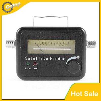 950-2150MHz Single Receiver FTA HD Mini Digital Satellite Finder Black(China (Mainland))
