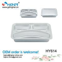 High quality small regular metal food box
