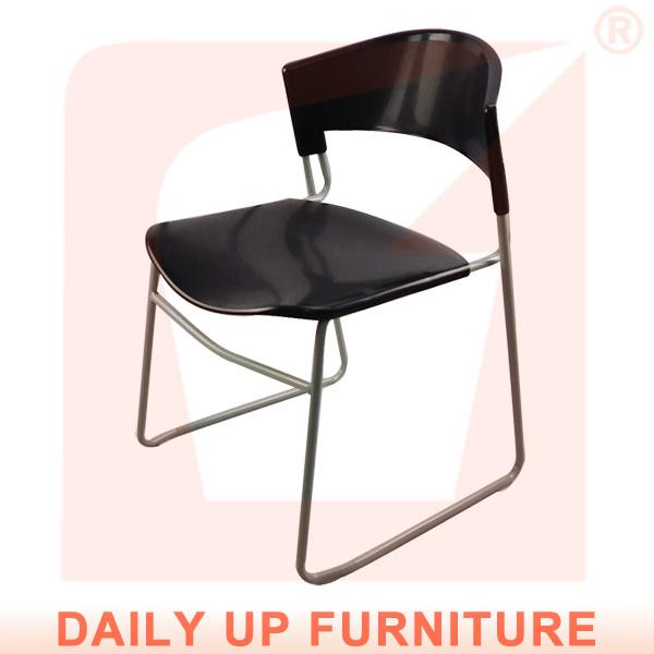 Online kopen wholesale plastic stoel met stalen uit china plastic stoel met stalen groothandel - Hedendaagse stoel ...
