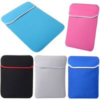 """13"""" Pro New Colors Notebook PC Laptop Sleeve Bag Cover Case For Apple Macbook Pouch"""