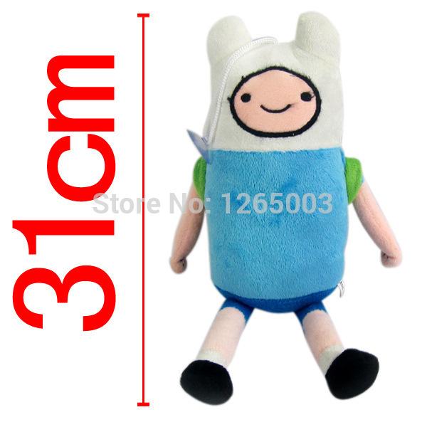 Free Shipping Anime Adventure Time Finn Jake 11 inch Movice Classic Plush Bab