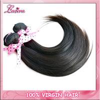 "Malaysian virgin Hair Weft straight 3pcs 4pcs 12""-30"" human hair weave straight extension free shipping"