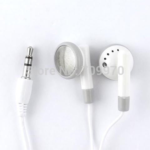 Stereo Earphone Headphone 3.5mm plug for Mp3 MP4 Musi