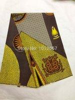 popular pattern real wax fabric, african printed clothing super wax hollandais wax 100% cotton!