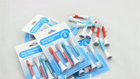 Hot sell Soft bristles children electric toothbrush head compatible P-HX-6034/32 sonicare replacement brush head oral hygiene.