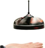 F09327 UDI U808 Flashing LED Hand Induced R/C Flying Saucer Disk Helicopter UFO Toy + Freeship