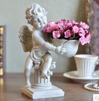 Free shipping DIY Diamond Painting Angel bouquet Series Square Diamond Embroidery Set