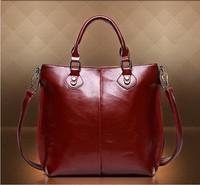 Nada Maria 2014 new winter influx of European and American big temperament wind Ms. Messenger bag hand handbag