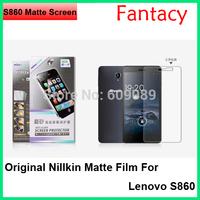 Original nillkin Matte Film For Lenovo S860 Android phone For Lenovo phone