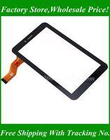 100pcs/lot 7inch CTD FM710301KA NJG070099JEG0B-V0 External Capacitive Touch Screen Panel Capacitance Panel Handwritten Black