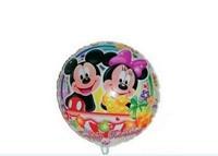 Free shipping wholesale 20pcs/lot foil helium balloons Galinha pintadinha mylar balloon , cartoon balloon