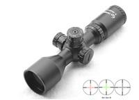 Rifle Scope 3-9x42CE Dials W/Locking/Resetting Capabilities Long Eye Relief Compact Riflescope Hunting Riflescopes