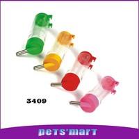 wholesale 4 pcs Pet Automatic Water Dispenser Dog metal drinker head Superior  Pet Dog Drinking Kit Hanging Water Bottle Head