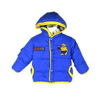 children outerwear cute bear children coat baby clothing winter jacket cotton-padded warm fleece outerwear boy coat