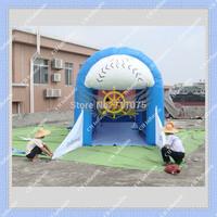 Inflatable Baseball Gate Baseball Court,7m by 3m