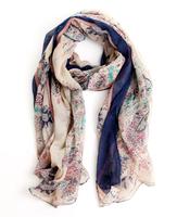 2014 Sunsreen scarf joker fields and gardens floral scarf large scarf women winter warm scarves pashmina shawl