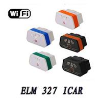 2014 Latest Original Vgate ELM327 WiFi iCar 2 OBDII elm327 elm 327 iCar2 wifi OBD diagnostic tool for IOS iPhone iPad Android PC