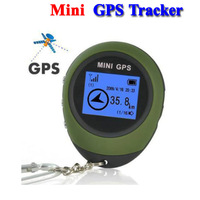 2014 Mini Handheld GPS Navigation For Outdoor Sport Travel Geocaching Compass 2 pcs/lot + retail package