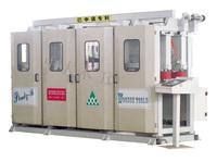 SKMLZ-B CNC four-axis vertical drilling machine