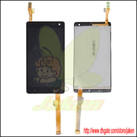 Original New LCD With Touch Screen Digitizer Assembly For HTC Desire 600 600W LCD Digitizer Replacement Free By ePacket 1PCS/PCS
