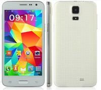 The new 2014 S5MINI Dual SIM 3G smartphone 6572 4.5-inch capacitive screen 3G smart phone