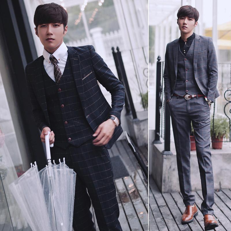 [해외]HOTDesigner 브랜드 패션 슬림 비즈니스 드레스 정장 2014..