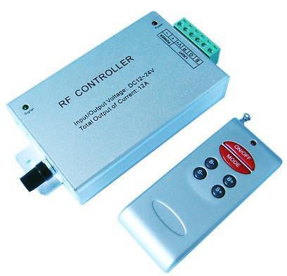 TA-RFL6A-AUDIO RF 6 keys RGB music LED controller(China (Mainland))