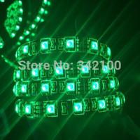 10M LED strip 5050 12V flexible light 60 leds/m Blue,Green,Red,Yellow,RGB 72W 240lumens/m waterproof