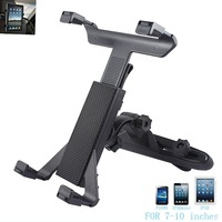 1PC 360 Degree Adjustable Car PC Mount Stand Holder for 8 inch to 10 inch Tablet PC with Retail Box DVD-C-BR