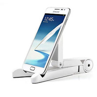 New cradle kit stand portable A-fram Holder Fold-Up Travel Stand Holder for iPad 2 and The New iPad suporte para tablet