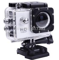 Action Camera Full HD DVR Sport DV 1080P SJ4000 Helmet Waterproof Camera 1.5inch G Senor Motor Mini DV Car DVR 170 Wide Angle
