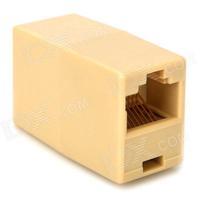 New RJ45 Network Cable Extension Coupler 1pcs