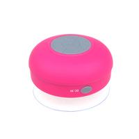 Wireless Mini Portable Speaker Bluetooth Waterproof Handsfree Suction Shower Car