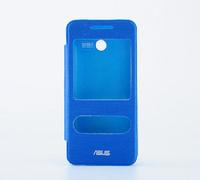 Zenfone 4 windows Flip case,S View Flip Leather Case battery housing For ASUS ZenFone 4 retail packing+  free shipping