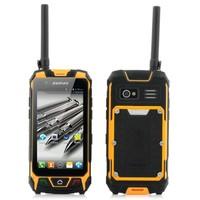 ZGPAX S9 Rugged Smartphone IP67 Waterproof Walkie Talkie 4.5 Inch GPS 8MP Camera E-Compass SOS Laser Light similar to Snopow M8