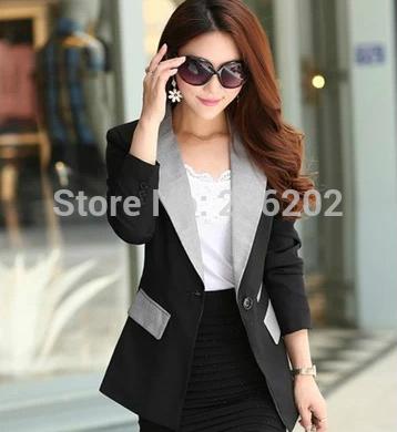 Женский пиджак 2015 blazer