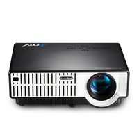 HDTV Projector 1280*800pixels  PRW300,2800ansi lms lcd projector,5.8inch lcd panel x1 with HDMI *2 USB*2  VAG YPBPR New Design