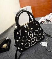European and American brand new fall fashion trends shell bag woven bags handbags women's handbags wholesale