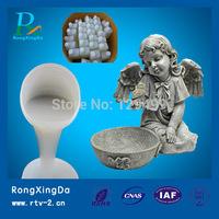 rtv silicone rubber mold making decorative plaster, silicone plaster mold, liquid silicone for plaster sculpture form
