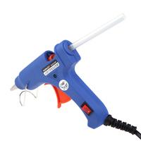 Pneumatic Electric Tools Handy Professional 20W XL-E20 High Temp Heater Hot Glue Gun with 50 Glue Sticks Graft Repair Heat Gun
