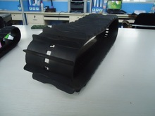 Supply  high quality robot rubber track(135*18.5*72)(China (Mainland))