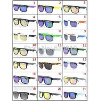HOT Fashion  Sunglasses for Men and Women Sunglasses  de sole sport glasses 21 Colors Free shipping