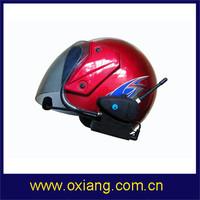 Free shipping !!! 2 KM intercom motorcycle helmet headset with fm radio/wireless bicycle helmet headset