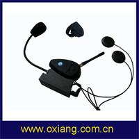 Free shipping !!! 2 KM intercom bike radio helmet headset /noise cancelling helmet headset