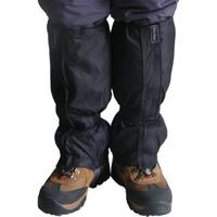 1 Pair Waterproof Hiking Climbing Trekking Snow Legging Gaiters Leg Cover