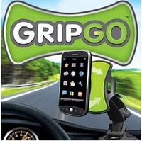 100pcs/lot Free shipping GripGo Mobile Phone Holder Gps holder grip go with retail box as seen on tv