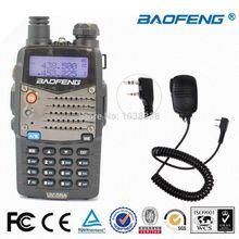 BAOFENG UV-5RA Walkie Talkie VHF/UHF Dual Band portable Radio Handheld Tranceiver+  High quality  Universal Shoulder Speaker Mic
