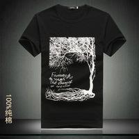 Men's t-shirt size Mens t-shirt men half sleeve T-shirt apparel inventory on market sales
