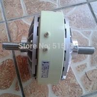 zka Machinery Parts 25N.m  double shaft  micro electro magnetic powder clutch brake